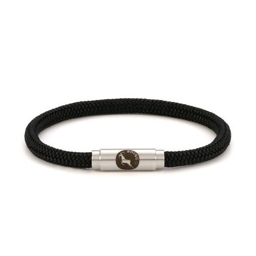 Boing Raven Skinny Stainless Steel Bracelet