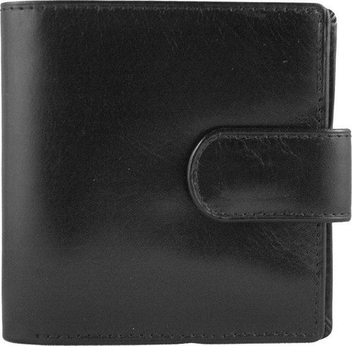 Marco Valenti Leather Credit Card Wallet