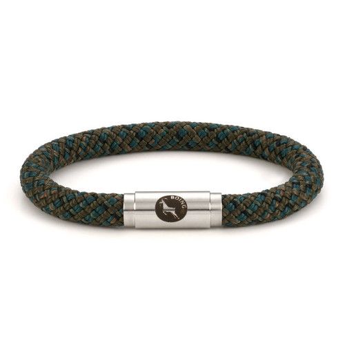 Boing Jungle Green Mix Stainless Steel Bracelet