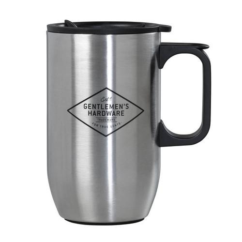 Wild & Wolf Steel Travel Mug