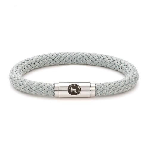 Boing Luna Middy Grey Stainless Steel Bracelet