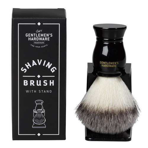 Wild & Wolf Shaving Brush With Stand