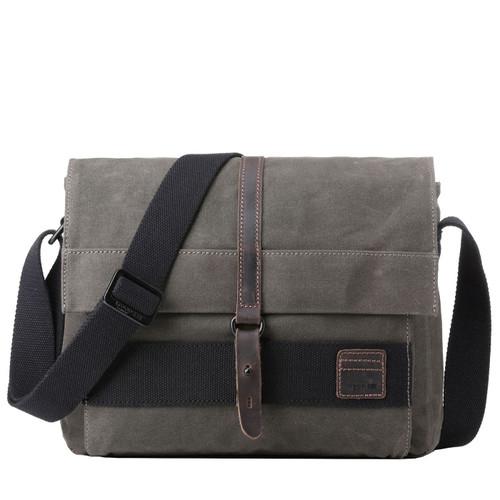 Troop Heritage Messenger Bag Olive