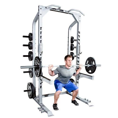 Champion Barbell Half Rack