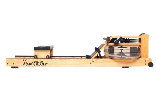 WaterRower Xeno Signature Edition Rowing Machine With S4 Monitor