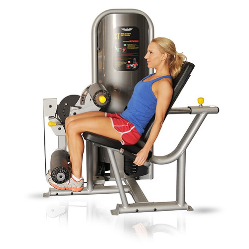Inflight Fitness Seated Leg Extension/Leg Curl w/Shrouds