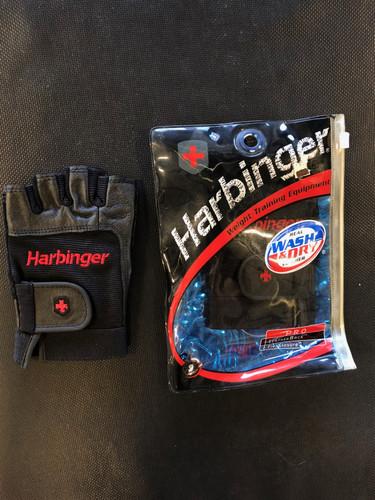 Harbinger Training Pro Gloves- Small