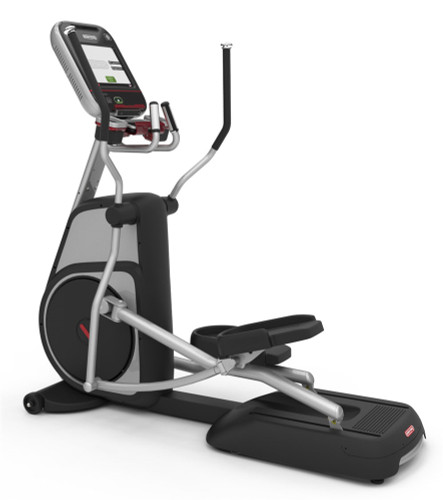 """Star Trac 8-Series Cross Trainer w/ 15"""" HD Touch Screen"""