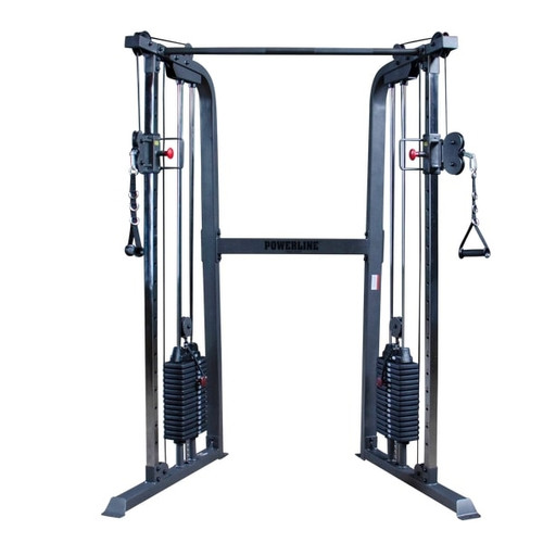 Body Solid Powerline Functional Trainer w/ 210 lb. Weight Stacks