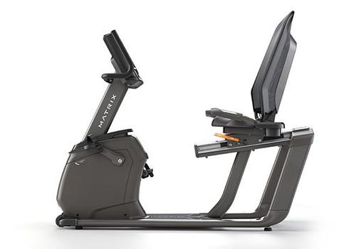 Matrix Fitness R50 Recumbent Exercise Bike