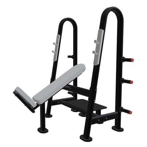 Nautilus Instinct Olympic Incline Bench Press
