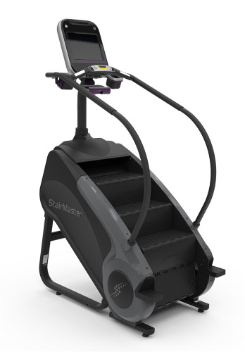 """StairMaster 8-Series Gauntlet w/ 15"""" HD Touch Screen"""