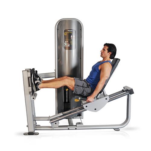 Inflight Fitness Incline Leg Press/ Calf Raise w/ Shrouds