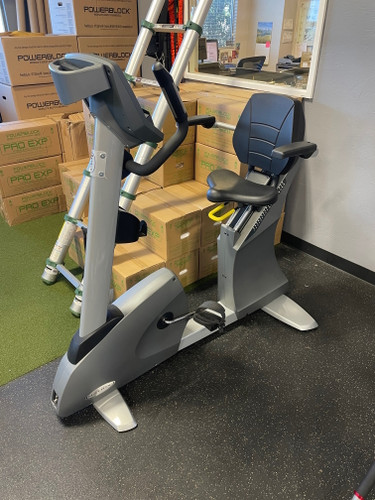 Matrix Fitness H5x Hybrid Cycle- USED- (LOCAL PICKUP ONLY)