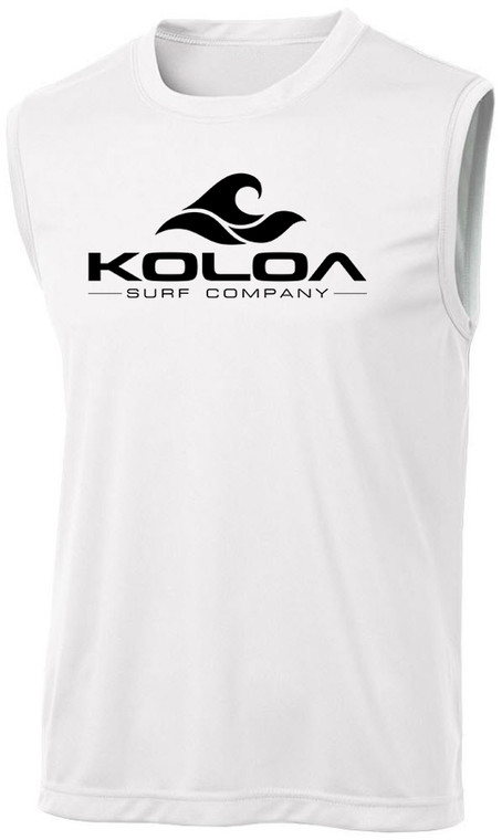 Koloa Wave Athletic Sleeveless T-Shirt