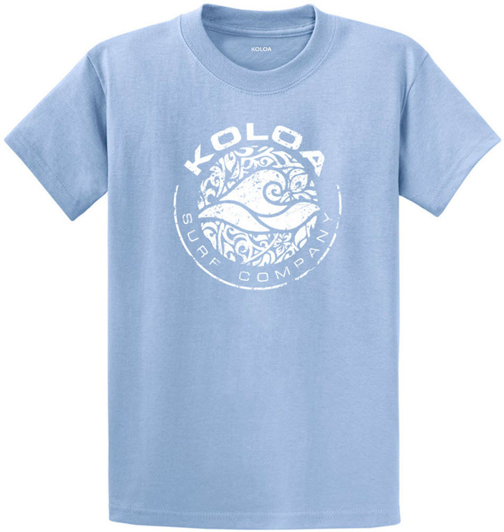 Circle Wave Heavyweight T-Shirts