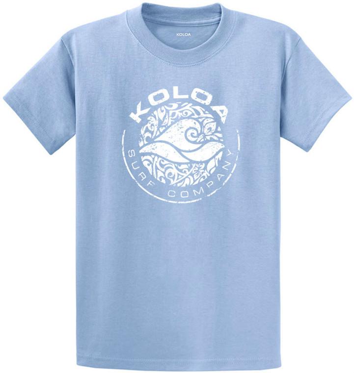 Koloa Circle Wave Heavyweight T-Shirts
