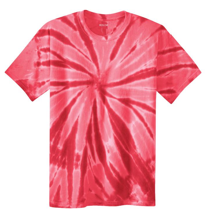 Koloa Surf Youth Colorful Tie-Dye T-Shirts