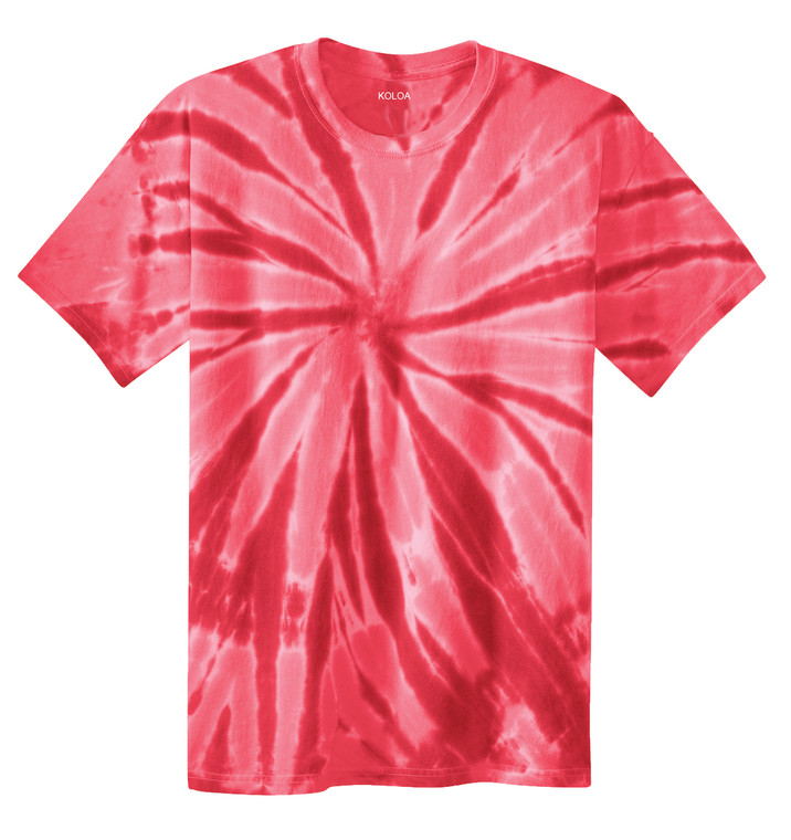 Koloa Surf Youth Colorful Tie-Dye T-Shirts