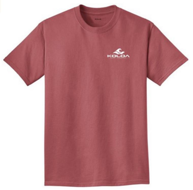 Red Rock / White logo