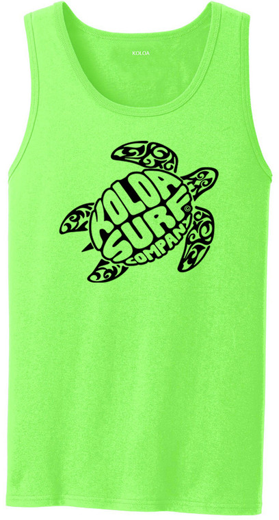 Koloa Surf Original Turtle Tank Top