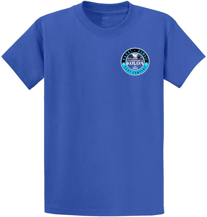 Koloa Kauai Palms Heavyweight T-Shirt