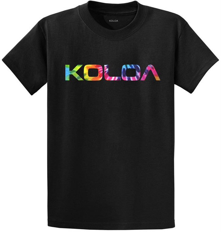 Koloa Original Rainbow Heavyweight T-Shirt