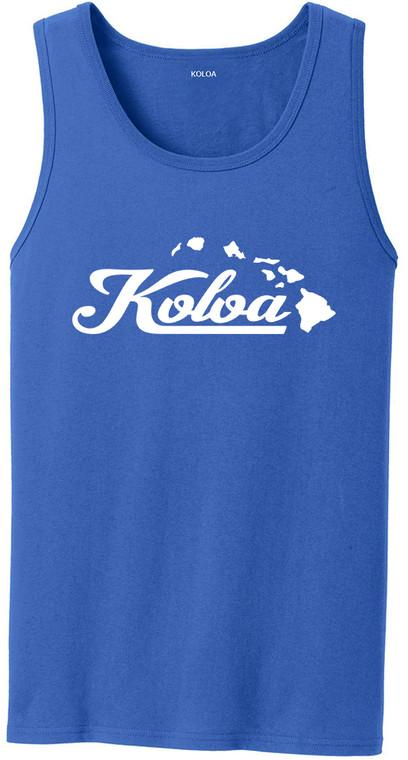 Koloa Cursive Island Tank Top