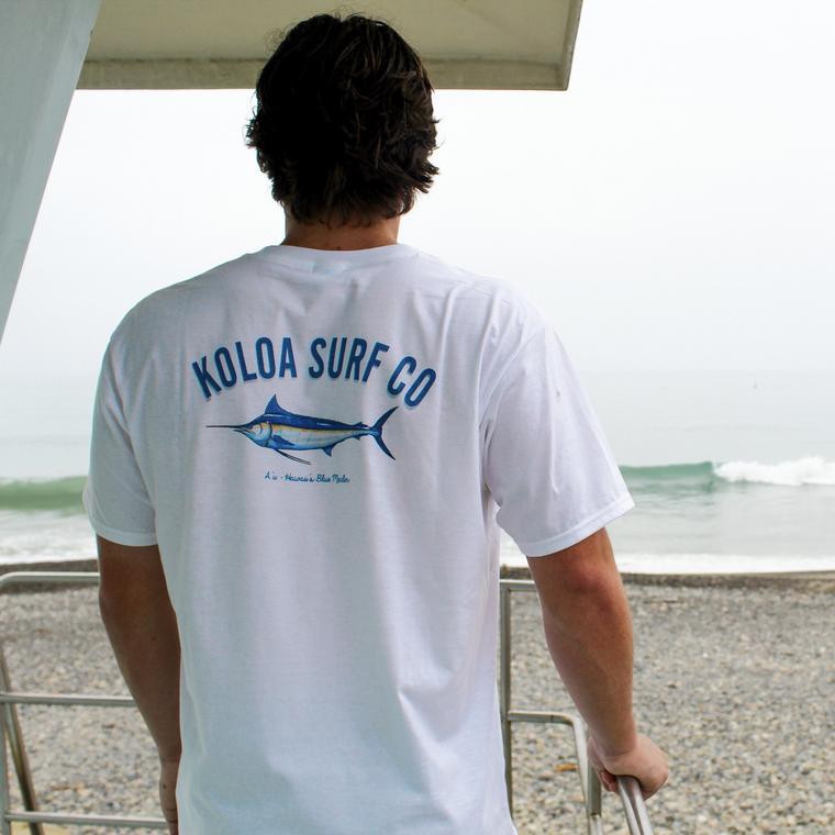 Koloa Blue Marlin T-Shirt