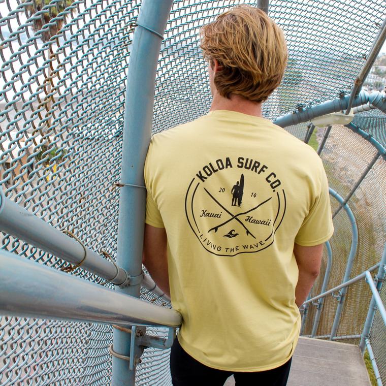 Koloa Looking for Waves T-Shirt