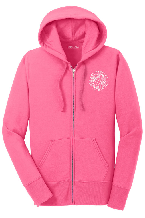 Neon Pink- Front