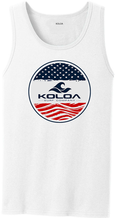 Koloa USA Tank Top