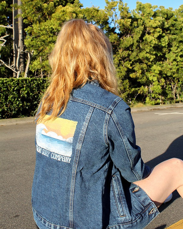Koloa Skies Denim Jacket