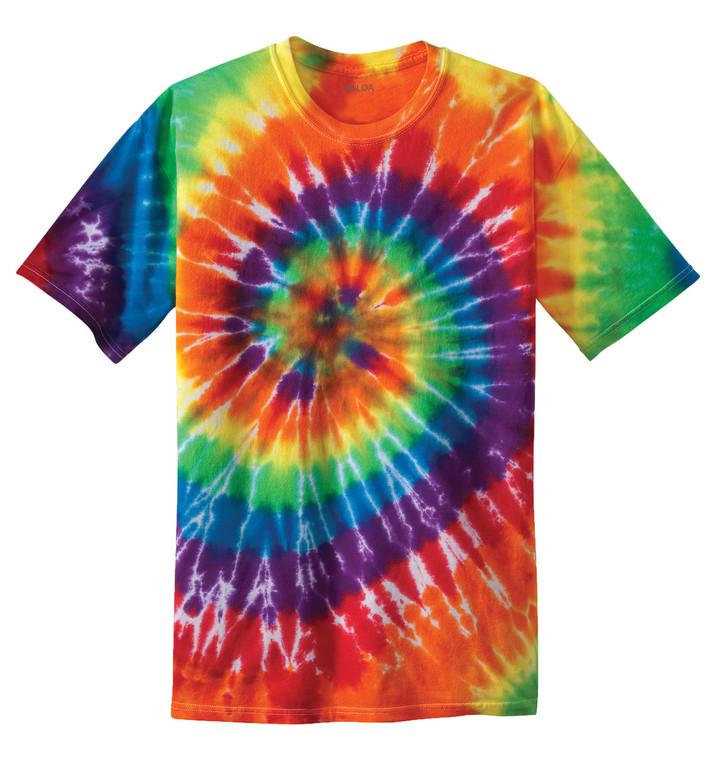Koloa Surf Colorful Tie-Dye Shirts