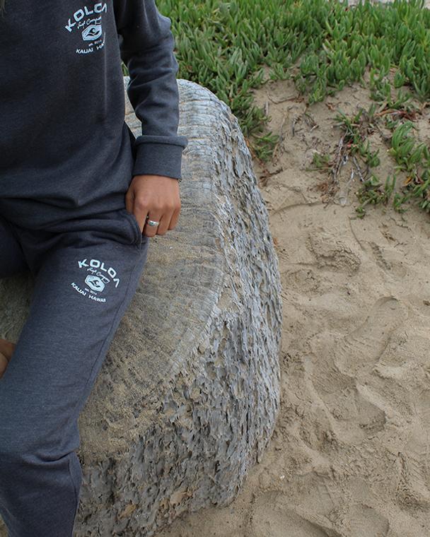 Koloa Wave Wash Vintage Arch Sweatpants