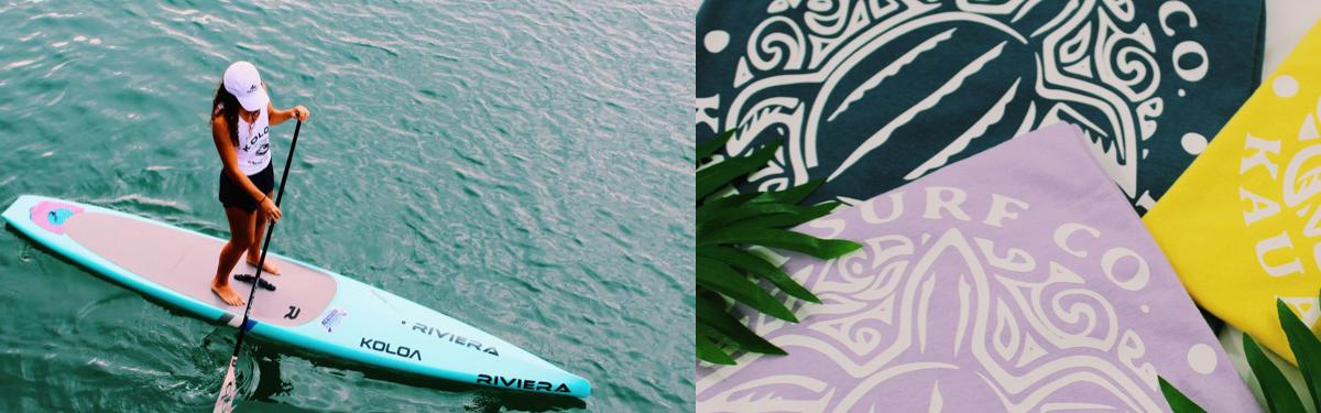 KOLOA SURF COMPANY YOUTH TEES