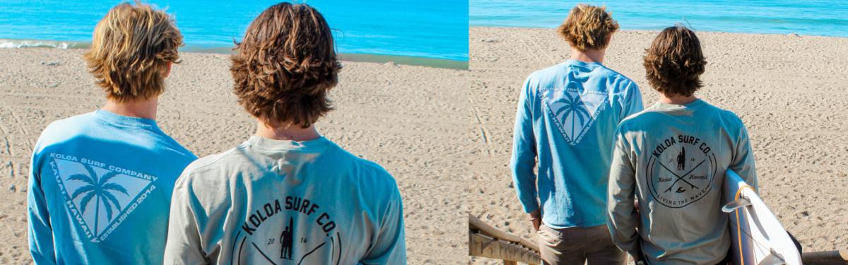 Koloa Surf Company Men's Long Sleeve