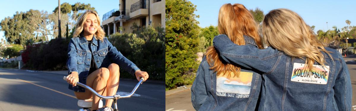 Cute Jackets for Women. Shop Koloa Surf Company Women's Jackets
