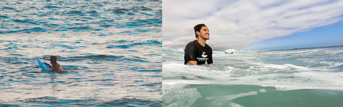 KOLOA SURF COMPNAY SWIM