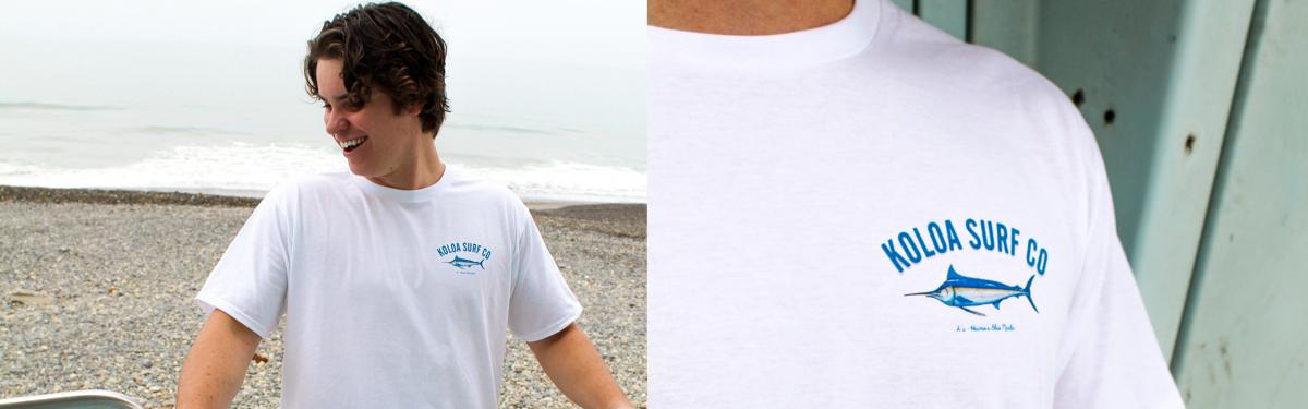 The Blue Marlin Collection- Koloa Surf Company