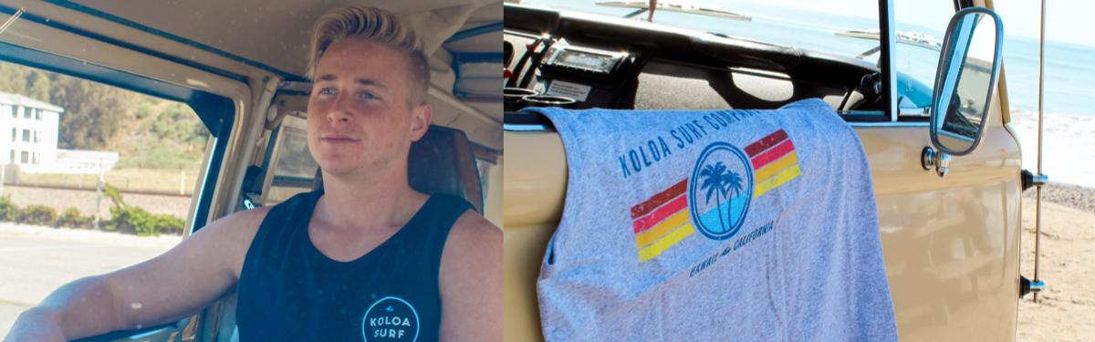 Koloa Surf Company Men's Tank Tops