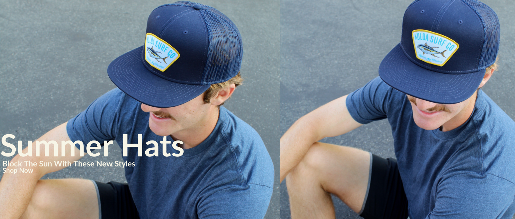 Summer Hats! Block the sun with these new styles. Shop now!
