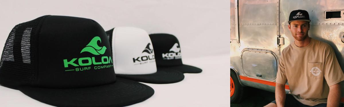 KOLOA SURF COMPANY HATS