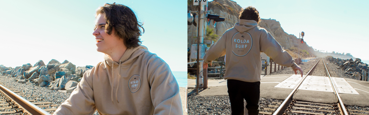 Koloa Surf Company Men's Sweatshirts & Hoodies