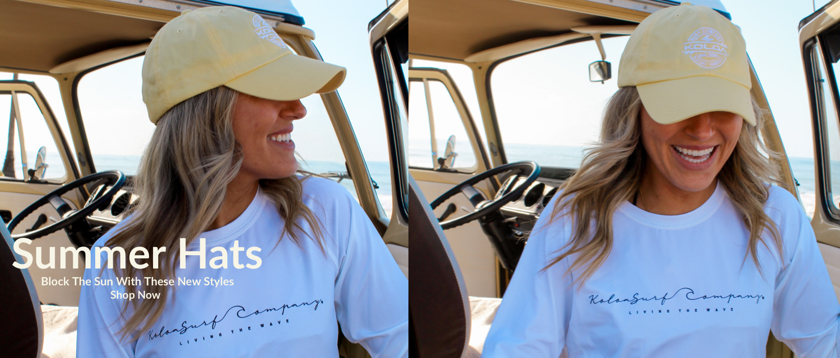Summer Hats Just For You. Block The Sun With These New Styles.