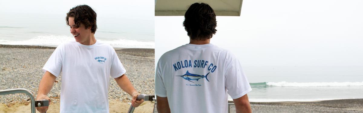 KOLOA SURF COMPANY MENS TEES