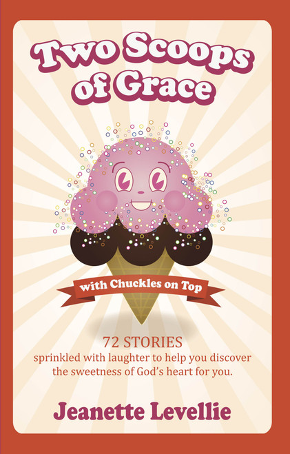 Two Scoops of Grace with  Chuckles on Top