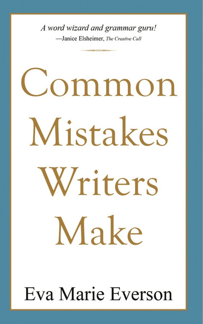 Common+Mistakes+Writers+Make