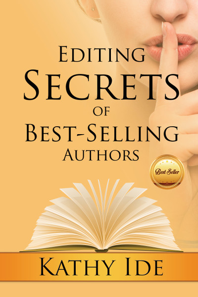 Editing Secrets of Best-Selling Authors