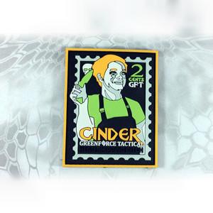 Crazy Cinder Patch